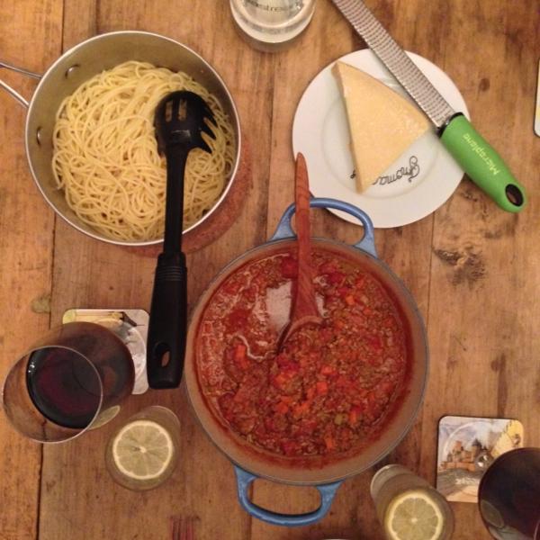 Marcella Hazan #dinnerwithMarcella on eatlivetravelwrite.com