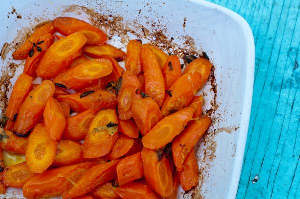 Jamie Oliver roast carrots #savewithJamie on eatlivetravelwrite.com