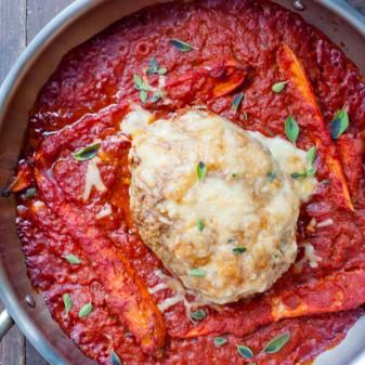 Pork meatloaf spaghetti sauce #savewithJamie on eatlivetravelwrite.com