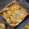 Ontario apples French apple tart on eatlivetravelwrite.com