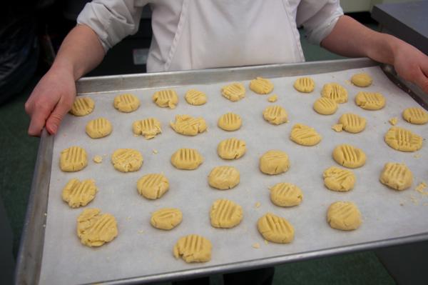 Sugar cookies ready to bake on eatlivetravelwrite.com