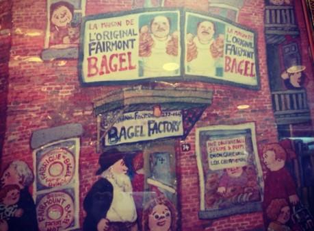 Fairmount Bagel on eatlivetravelwrit.com
