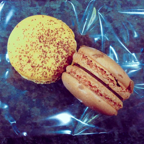 Macarons from la Maison du Macaron on eatlivetravelwrite.com