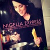 Nigella Express book cover on eatlivetravelwrite.com