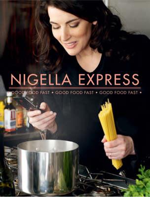 Nigella Express cover