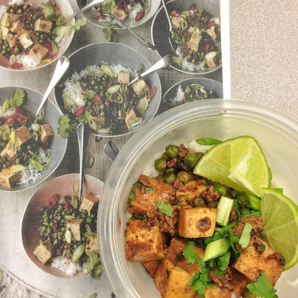 Chinese beef and tofu #savewithJamie on eatlivetravelwrite.com