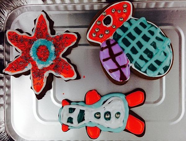 Kids holiday cookies 5 on eatlivetravelwrite.com