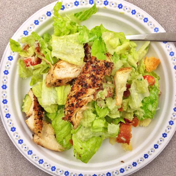 Mexican Caesar salad #savewithJamie on eatlivetravelwrite.com