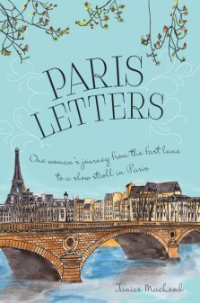 Paris Letters Cover Image on eatlivetravelwrite.com