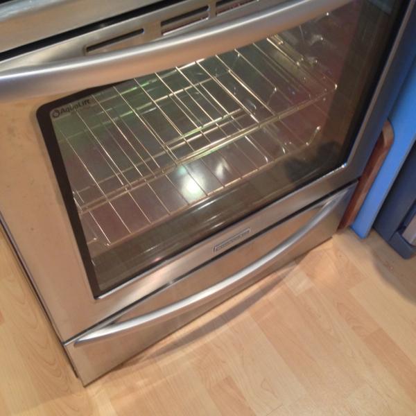 KitchenAid oven on eatlivetravelwrite.com