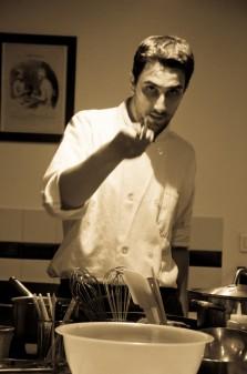 Chef Eric at La Cuisine Paris on eatlivetravelwrite.com