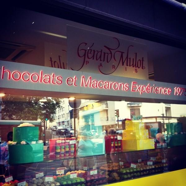 Gerard Mulot store Paris on eatlivetravelwrite.com