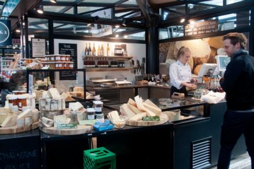 Unika Cheese Store at Torvehallerne Market Copenhagen on eatlivetravelwrite.com