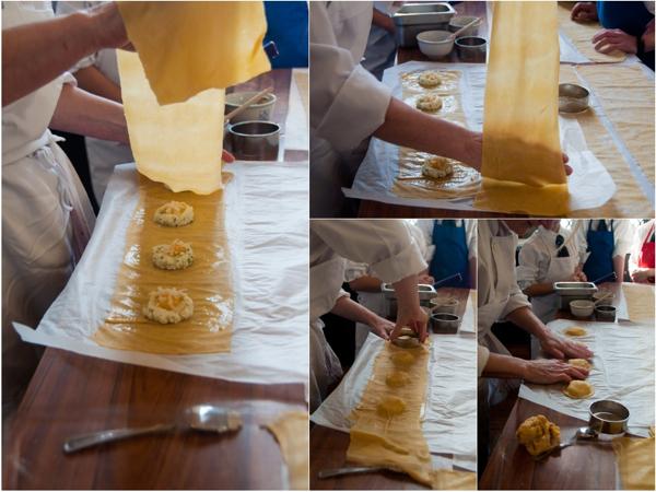 Filling ravioli on eatlivetravelwrite.com