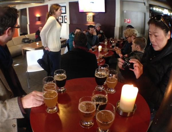 Norrebro Beer Hall in Copenhagen on eatlivetravelwrite.com