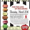 Macaron Day Toronto participating bakeries 2014 on eatlivetravelwrite.com