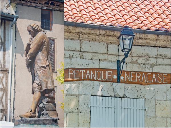 Scenes from Nerac on eatlivetravelwrite.com