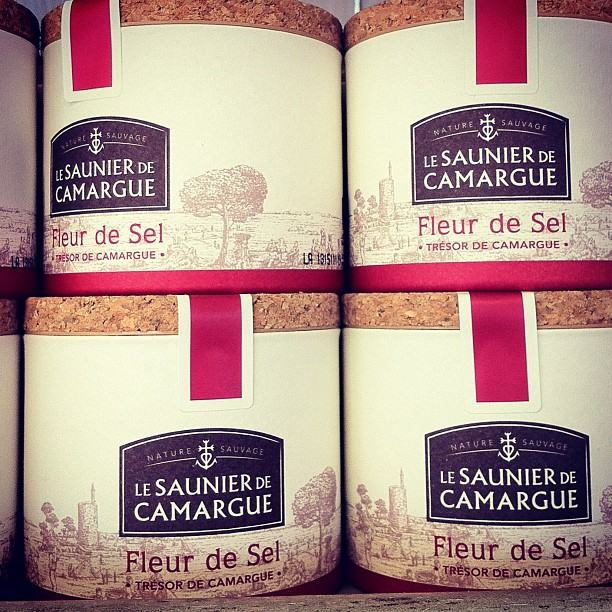 Fleur de Sel from Saunier de Camargue on eatlivetravelwrite.com