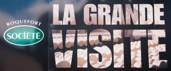 La Grande Visite Roquefort on eatlivetravelwrite.com