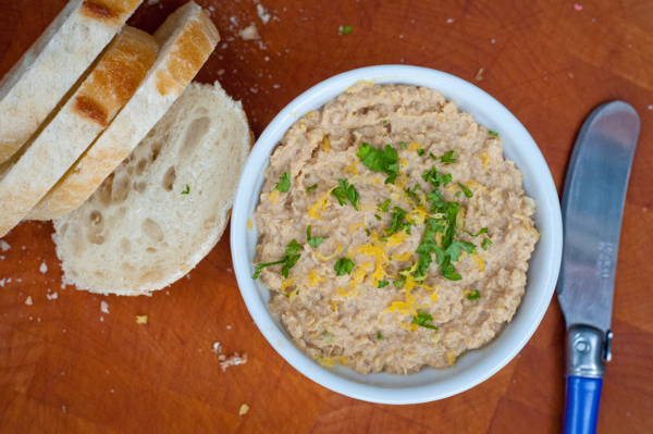 tuna rillettes from around my french table for french fridays with dorie on eatlivetravelwrite.com