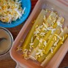 Dorie Greenspan Leeks Vinaigrette with Mimosa on eatlivetravelwrite.com