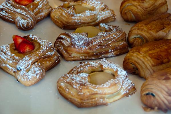 Viennoiserie at Sandrine Pastry on eatlivetravelwrite.com