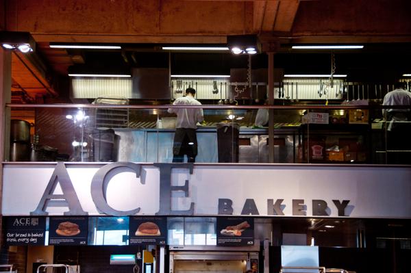 Ace Bakery in Loblaws Carlton St on eatlivetravelwrite.com