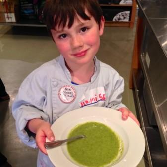 Loved the garden glut soup from Jamie Oliver on eatlivetravelwrite.com