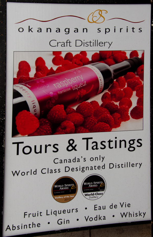 Okanagan Spirits tours and tastings on eatlivetravelwrite.com