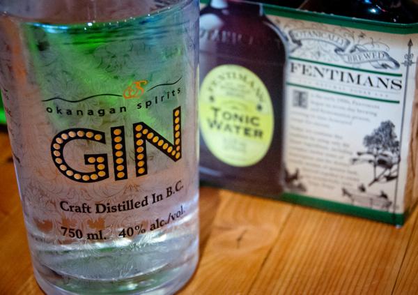 Okanagan Spirits Kelowna gin tasting on eatlivetravelwrite.com