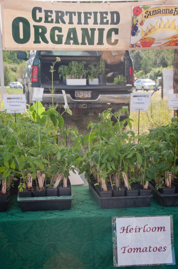 Certified Organic at the Kelowna Farmers and Crafters Market on eatlivetravelwrite.com