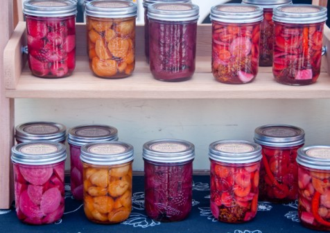 Preserves at the Kelowna Farmers and Crafters Market on eatlivetravelwrite.com