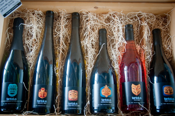 Tantalus Winery wines on eatlivetravelwrite.com