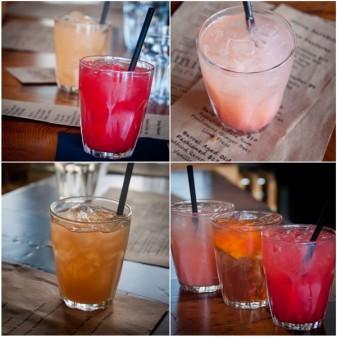 Drinks at Micro Kelowna on eatlivetravelwrite.com