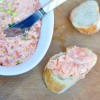 Salmon rillettes from Around my French Table on eatlivetravelwrite.com