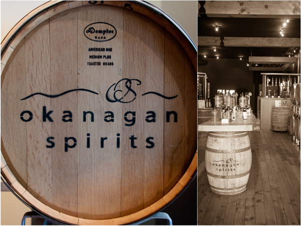 VIsiting Okanagan Spirits Kelowna on eatlivetravelwrite.com
