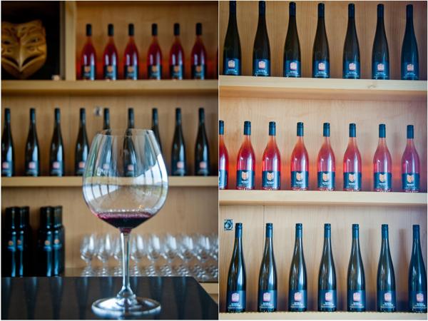 Wine tasting at Tantalus Kelowna on eatlivetravelwrite.com
