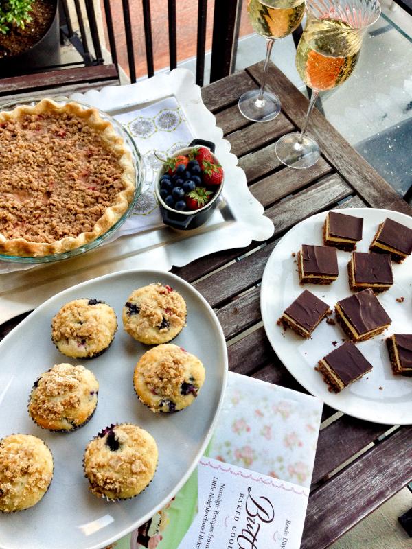 The CookbookBookClub Butter Baked Goods on eatlivetravelwrite.com