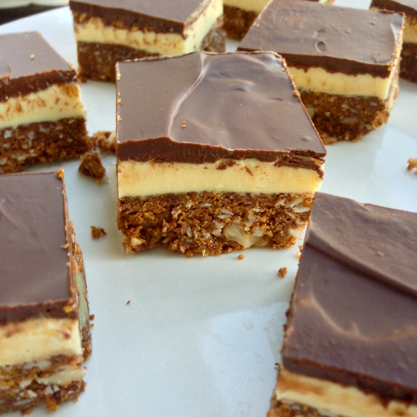 Nanaimo Bars from Butter Baked Goods on eatlivetravelwrite.com
