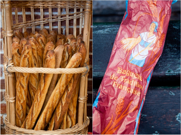 Baguette tradition on Taste of the Marais walking tour on eatlivetravelwrite.com