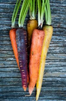 Carrots on eatlivetravelwrite.com
