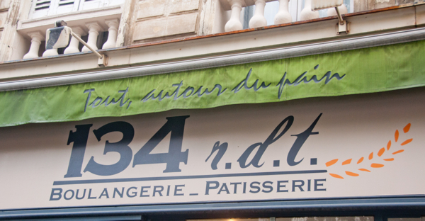 134rdt boulangerie in Paris on Taste of the Marais tour on eatlivetravelwrite.com