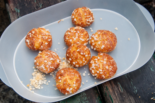 Chouquettes on Taste of the Marais tour on eatlivetravelwrite.com