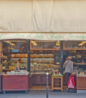 Maitre Fromager in Paris on Taste of the Marais tour on eatlivetravelwrite.com