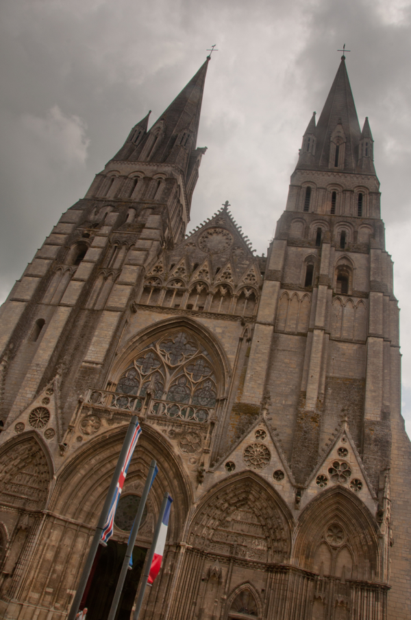 Bayeux cathedral on Delicious Normandy tour on eatlivetravelwrite.com
