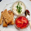 Dorie Greenspan coddled eggs with foie gras on eatlivetravelwrite.com