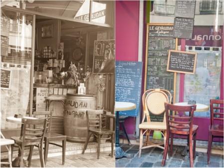 Cafe in Paris 75012 Context Aligre market tour on eatlivetravelwrite.com