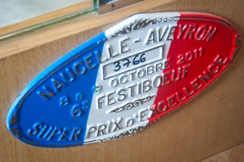 Butchers prize on Context Paris Aligre market tour on eatlivetravelwrite.com