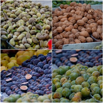 Fruit at Aligre market on Context Aligre market tour on eatlivetravelwrite.com