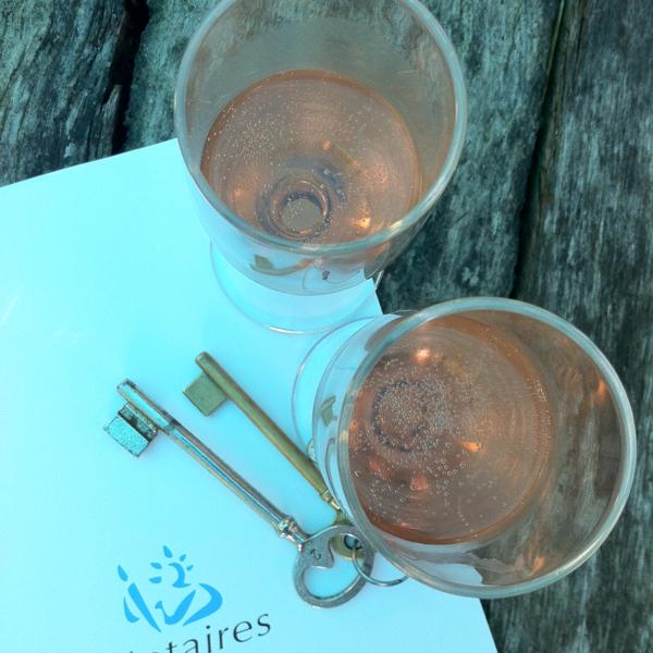 French house keys on eatlivetravelwrite.com